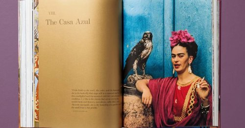 Never-Before-Seen Photos of Frida Kahlo's 'Casa Azul' Revealed in Comprehensive New Book