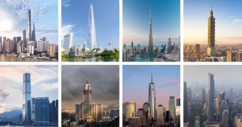 15 Skyscrapers That Are Officially the Tallest Buildings in the World