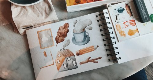 10 Best Watercolor Sketchbooks for Artists Who Want to Paint On the Go