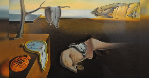 5 Salvador Dalí Paintings That Perfectly Capture the Surrealist's Subconscious Mind