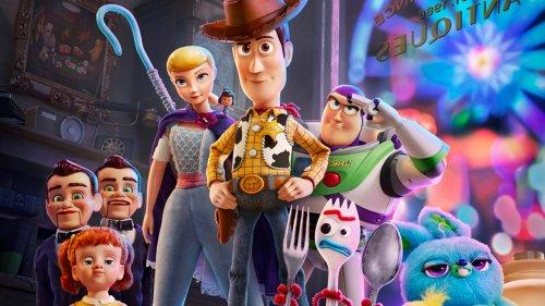 Toy Story 4 Miglior film d'animazione - Oscar 2020