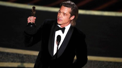 Brad Pitt  Miglior attore non protagonista per C'era una volta... a Hollywood - Oscar 2020
