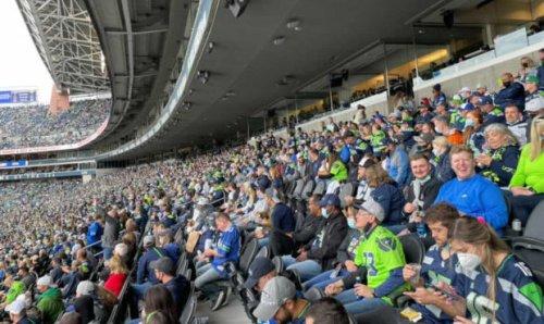 Rantz: Mask mandate ignored at Seahawks game, highlights progressive hypocrisy