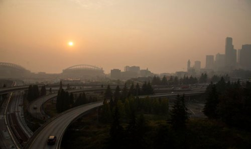 Puget Sound region likely to see wildfire smoke this weekend