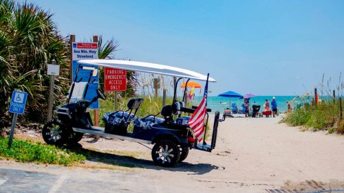 Where can you drive a golf cart in the Myrtle Beach area? Here's a guide to local laws