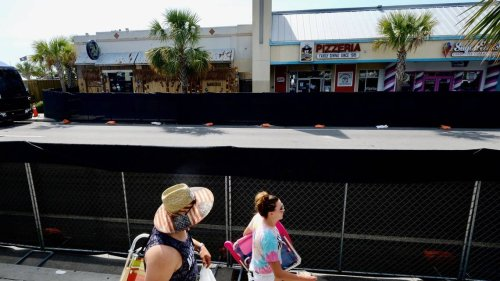 'A nightmare': Businesses fear losing customers due to barricades for Country Music Festival