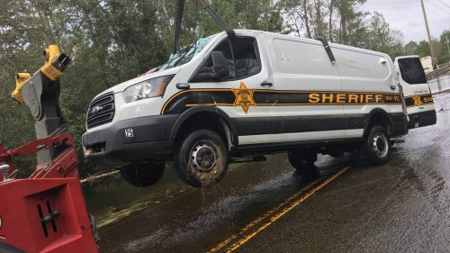 Family of woman who drowned in Horry County sheriff's van files a new lawsuit