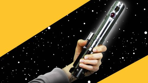 Star Wars' original lightsaber, other movie relics to be on display in Myrtle Beach