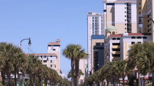 If Myrtle Beach, SC is supposed to be 'affordable,' why are hotels so expensive?