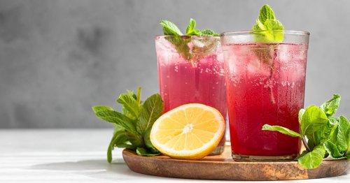 So geht der TikTok-Trend Pink Drink!
