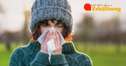 Erkältung, Grippe oder Corona? Das sind die Unterschiede