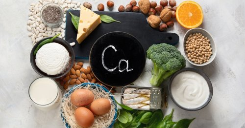 Diese Lebensmittel sind reich an Calcium!