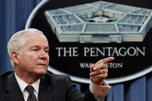 Fmr. Sec. of Defense denies ever being given information about UFOs