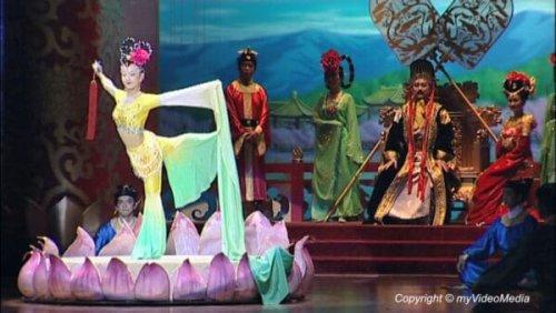 Tang Dynasty Show in Xian 2004