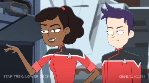 Tawny Newsome Talks Star Trek: Lower Decks
