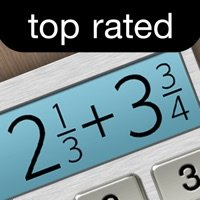 Fraction Calculator Plus Free app review: use the innovative triple keyboard to easily calculate fractions 2021