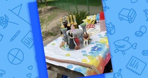 Девочка заказала торт с последним днем Анны Болейн на свой шестой день рождения