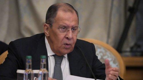 Russland lobt Bemühungen der Taliban