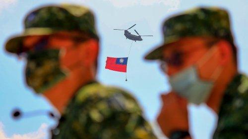 Taiwan bestätigt Einsatz von US-Soldaten