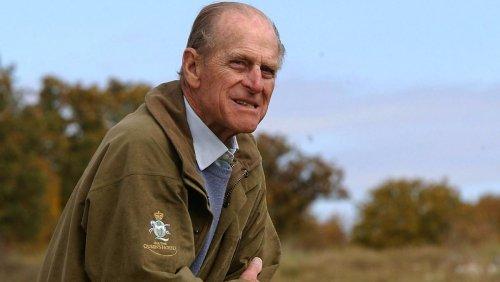 Prinz Philip hat eigene Beisetzung geplant