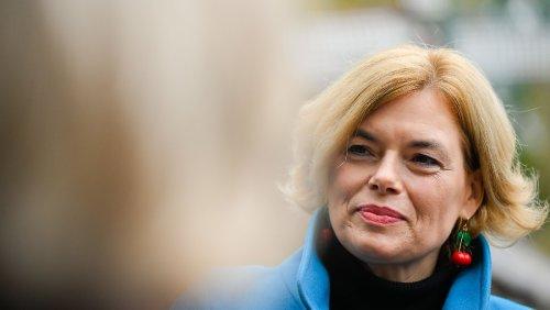 Klöckner will Partei- und Fraktionsvorsitz trennen
