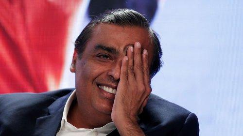 Mukesh Ambani, der indische Jeff Bezos