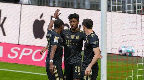 Bayerns aussichtsloser Kampf um Coman