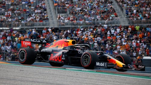 Verstappen klaut Hamilton die Pole Position