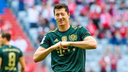 FC Bayern lässt Bochum ganz übel leiden