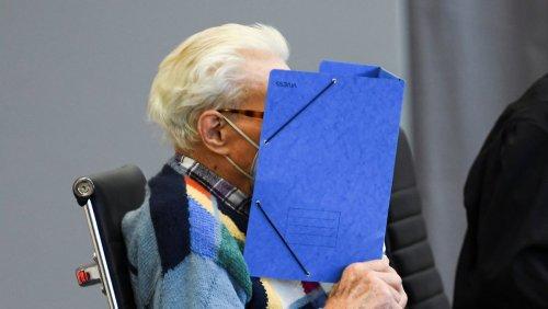 """KZ-Wachmann vor Gericht: """"Ich bin unschuldig"""""""