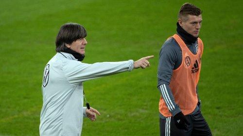Kroos stellt Löws Müller-Plan infrage