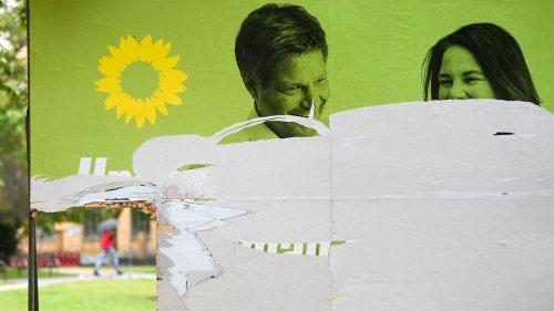 Mann attackiert Grünen-Wahlkampfstand