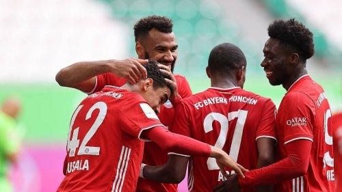 FC Bayern jubelt nach wildem Torfestival