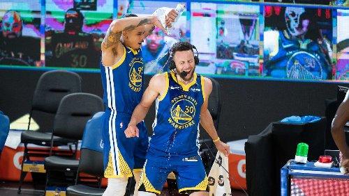 Die irre Nacht der NBA-Ikonen