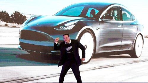 Chipmangel bremst Tesla nicht