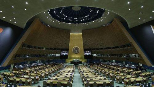 Taliban dürfen nicht bei UN-Debatte sprechen