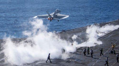 USA setzen militärischen Fokus auf China