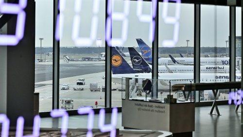 Corona hat Flughäfen weiter im Würgegriff
