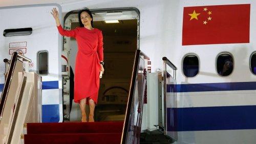 China lässt amerikanische Geschwister frei