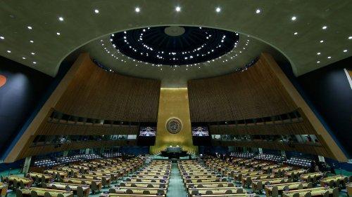 Biden will USA vor UN neu positionieren
