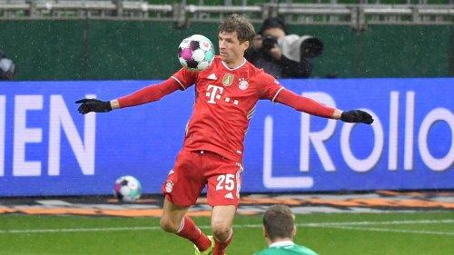 Müller macht es Löw so was von leicht