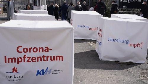 Hamburg macht allen über 60 ein Impfangebot