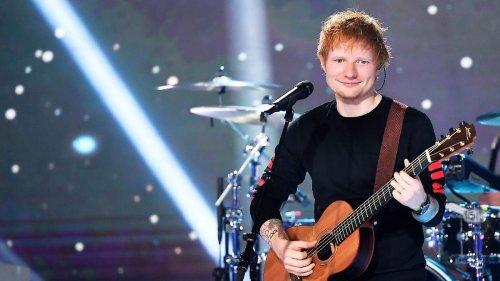 Ed Sheeran hat Corona