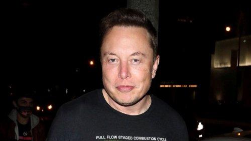 Elon Musk überrascht auf VW-Spitzentreffen