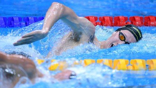 Wellbrock holt Bronze über 1500 Meter Freistil