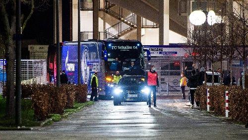 Schalke droht nach Gewalt-Nacht der Zerfall