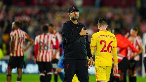 Liverpool verspielt Vorsprung und hat Glück