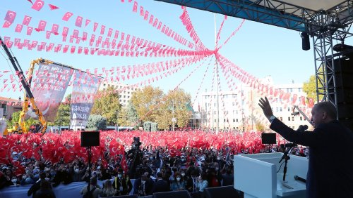 Erdogan zündet neue Eskalationsstufe