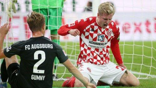 Fulminante Mainzer überrollen Augsburg
