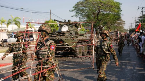 Auf friedliche Demonstration folgen Schüsse